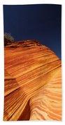 Sandstone Waves Beach Towel