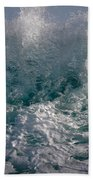 Sandy Beach Backwash Beach Towel