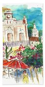 Sanlucar De Barrameda 03 Beach Towel