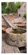 Santa Catalina Monastery Arequipa Peru Beach Towel