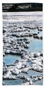 Sapphire Pool Yellowstone National Park Beach Towel