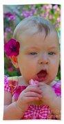 Sarah_3931 Beach Towel