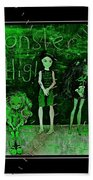 Sarah's Monster High Collection Frankenstein Effect Beach Towel