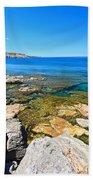 Sardinia - San Pietro Island Beach Towel