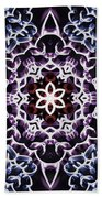Saturnian Solidity Beach Towel