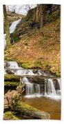 Scaleber Force Waterfall Beach Towel