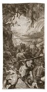 Scene Of Hell, 1731 Beach Sheet