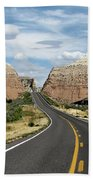 Utah's Scenic Byway 12 - An All American Road Beach Towel