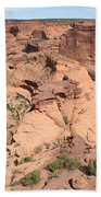 Scenic Canyon De Chelly  Beach Towel