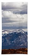 Scenic Moutains Beach Towel
