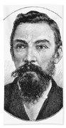 Schalk Willem Burger (1852-1918) Beach Towel