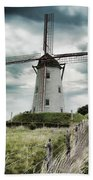 Schellemolen Windmill Beach Towel