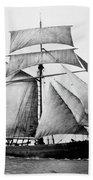 Schooner, 1888 Beach Sheet