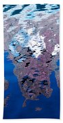 Screaming Reflection Beach Towel