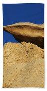 Sculpted Rock Beach Towel