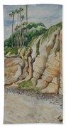 Sd Cliffs Beach Towel