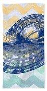 Sea Shell-c Beach Towel