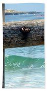 Sea Gate Beach Towel