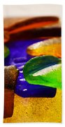 Sea Glass IIi Beach Towel