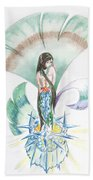 Sea Maiden Beach Towel