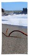 Sea Serpent Beach Towel