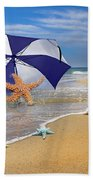 Sea Star Celebration  Beach Towel