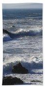 Sea View  Beach Towel