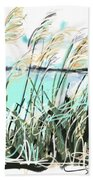 Sea View Beach Towel
