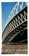 Seahawks Stadium 5 Beach Sheet