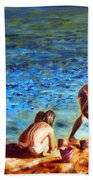 Seascape Series 3 Beach Towel