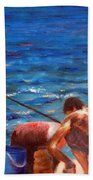 Seascape Series 4 Beach Towel