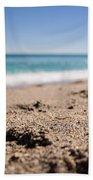 Seashells At The Shore Beach Towel
