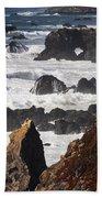 Seaside Color Beach Towel