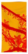 Season Of Colours Beach Towel