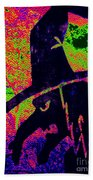 Season Of The Witch Beach Towel