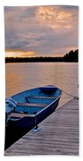 Seasons End Beach Towel