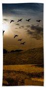 Seasons Of Change Beach Towel by Bob Orsillo