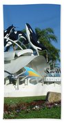 Seaworld Anticipation Beach Towel