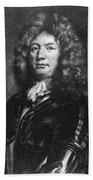 Sebastien De Vauban (1633-1707) Beach Towel