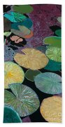 Secret Hideaway Beach Towel