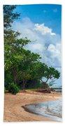 Secret Island Beach Beach Towel