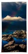 Secret Place II Beach Towel by Bob Orsillo