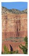 Sedona  Arizona  Mountain  Two Beach Towel