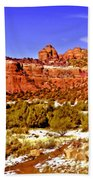 Sedona Arizona Secret Mountain Wilderness Beach Towel
