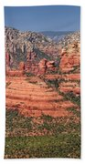 Sedona  Beach Towel