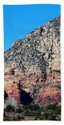 Sedona Landscape 031015aba Beach Towel