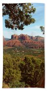 Sedona Vista Beach Towel