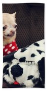 Seeing Spots Beach Towel by Laurie Search