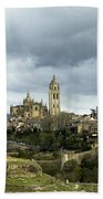 Segovia Surrounded Beach Towel