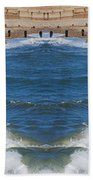 Selsey Mirrored Beach Towel